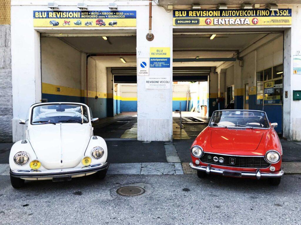 Revisioni auto Torino - Blu Revisioni - ingresso 1